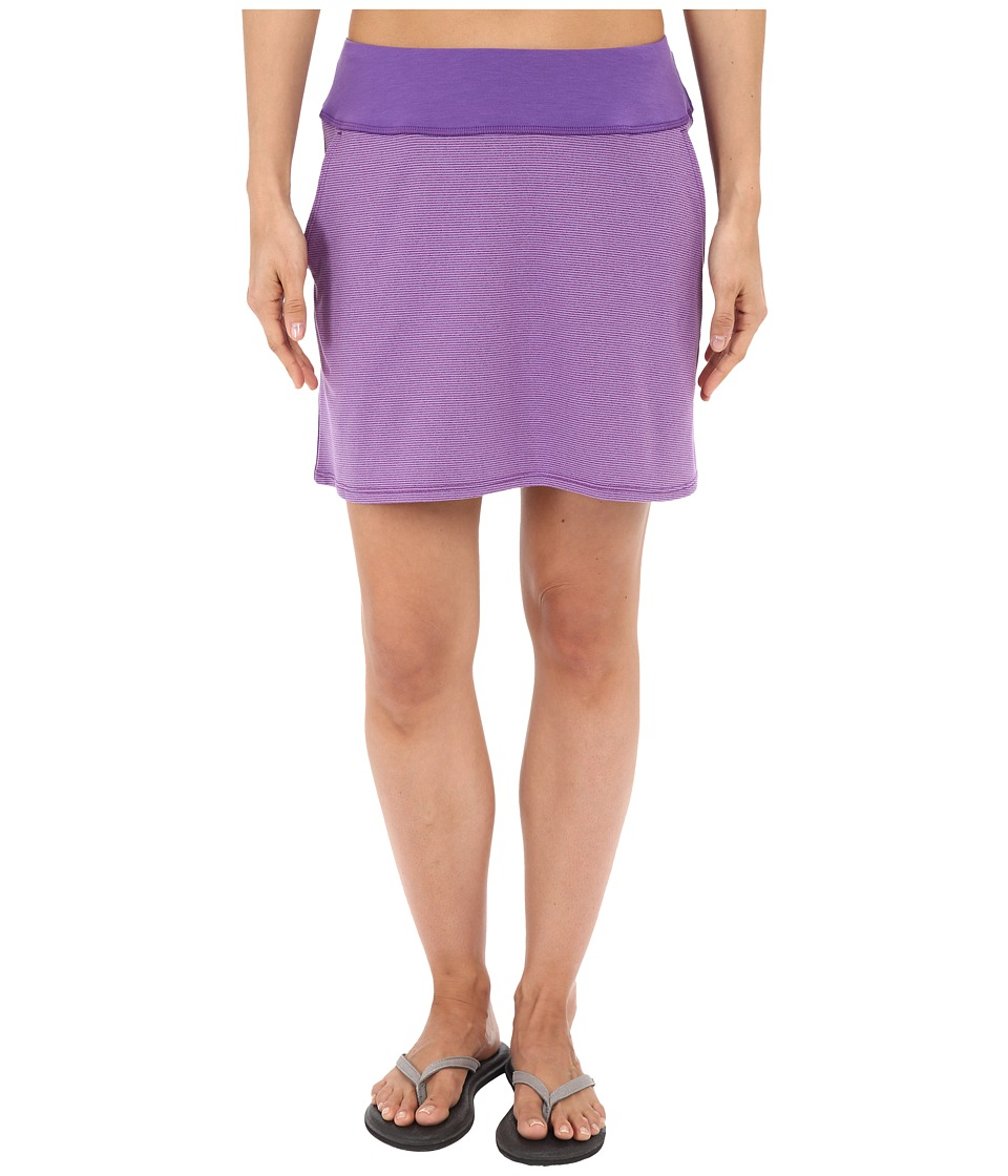 Stonewear Designs Cruiser Skirt Violet Womens Skirt