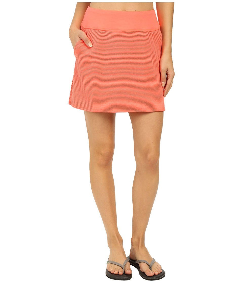 Stonewear Designs Cruiser Skirt Hot Melon Womens Skirt