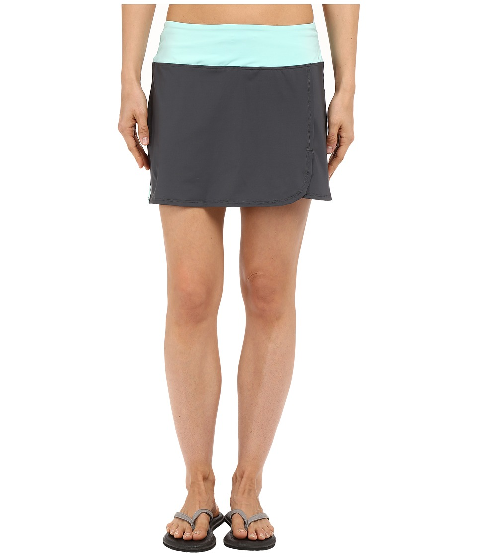 Stonewear Designs Crush Skort Aqua Womens Skort