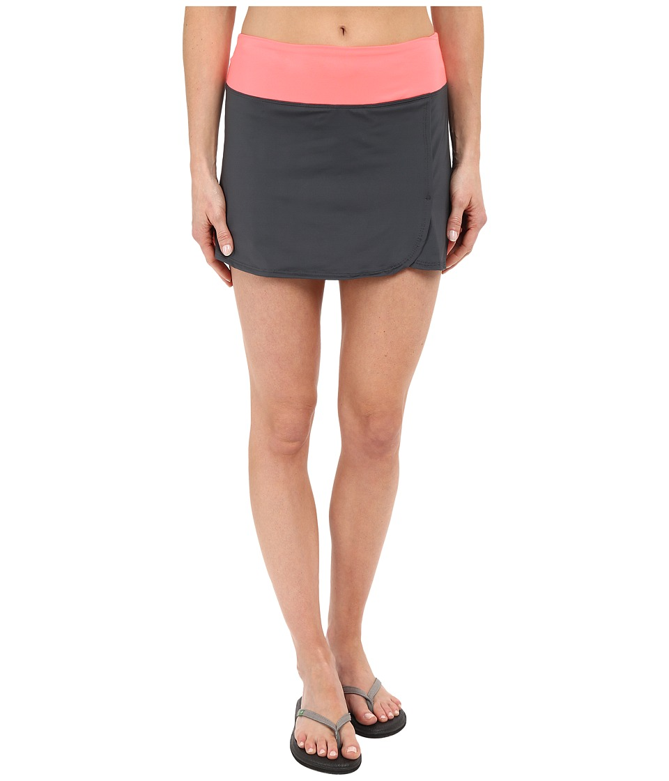 Stonewear Designs Crush Skort Hot Melon Womens Skort