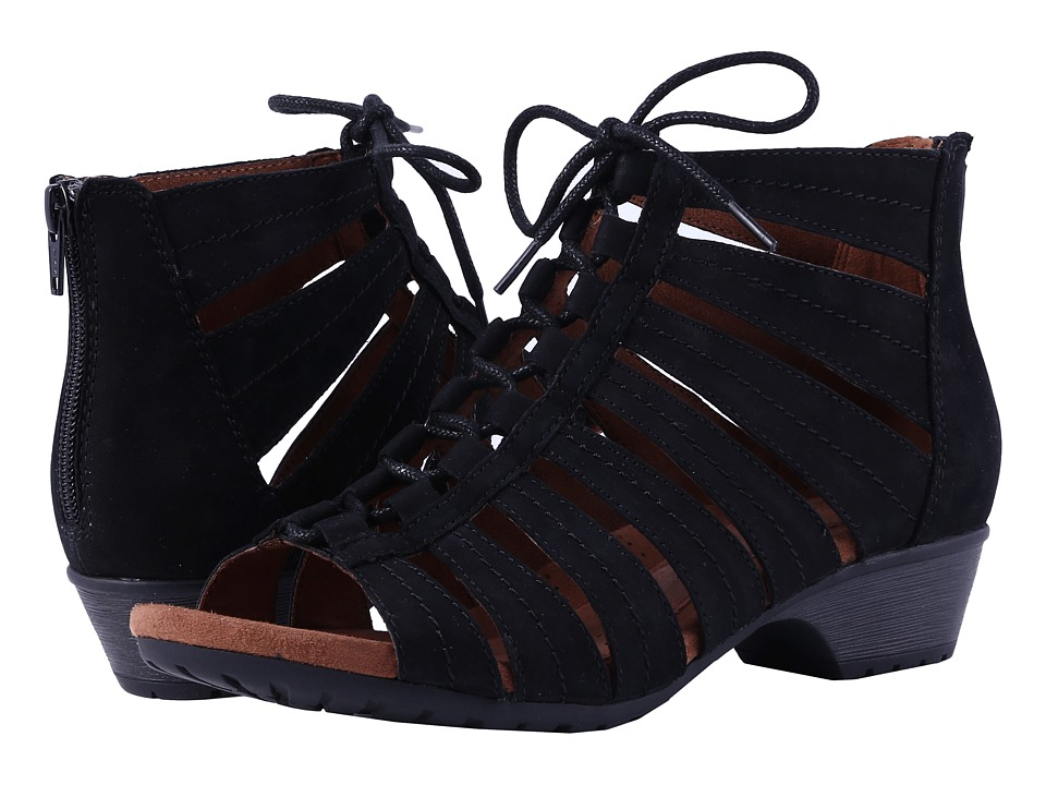 Rockport Cobb Hill Collection Cobb Hill Gabby (Black) Women's Shoes