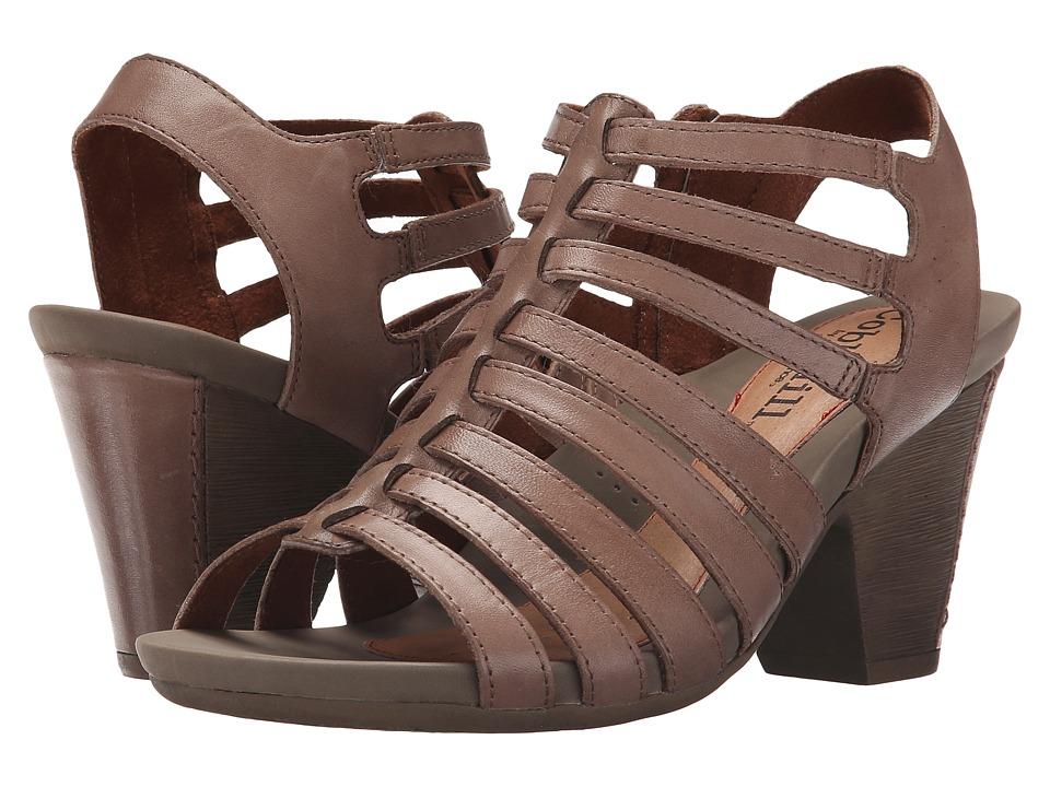 Rockport Cobb Hill Collection Cobb Hill Taylor (Khaki) High Heels