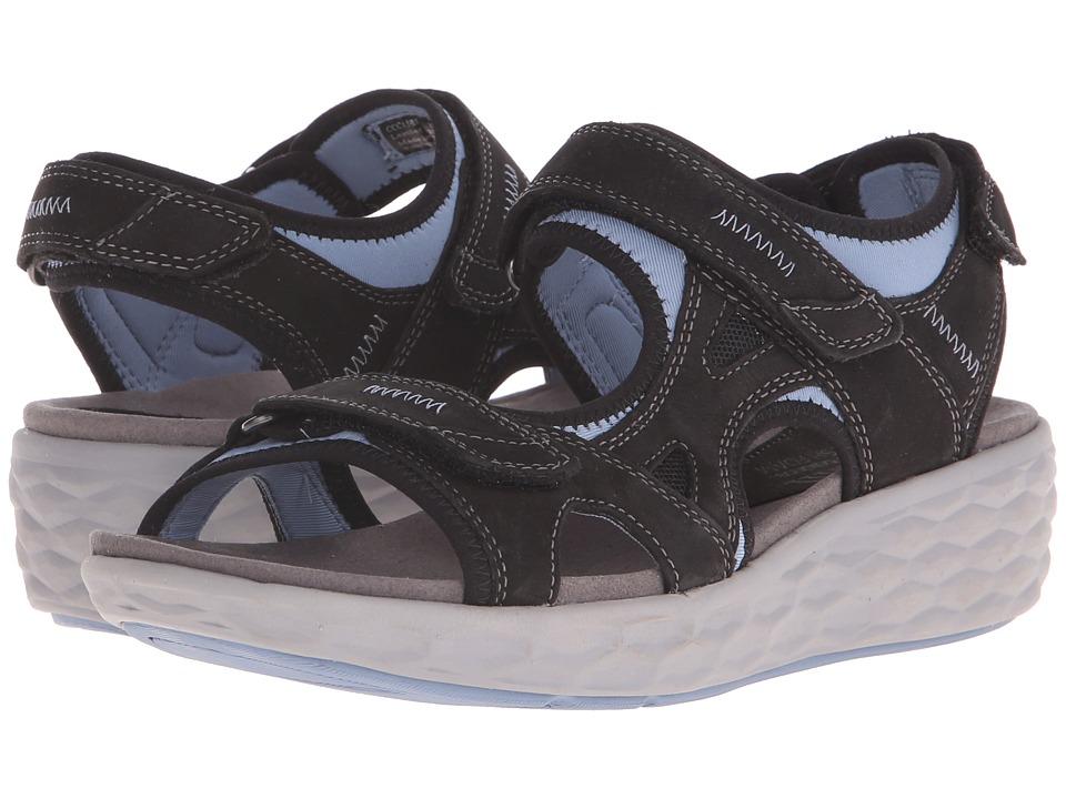 Cobb Hill FreshSpark Black Womens Shoes