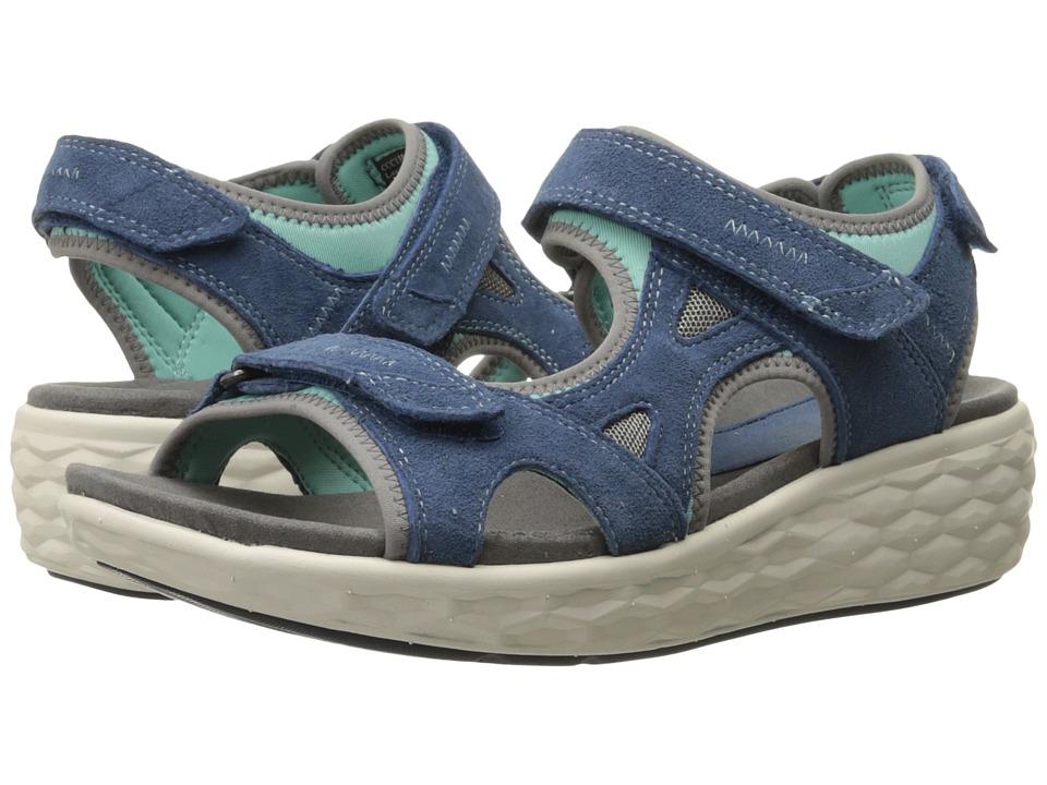 Cobb Hill FreshSpark Blue Womens Shoes