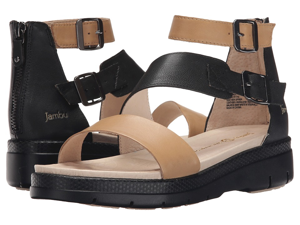 Jambu - Cape May (Nude/Black) Women