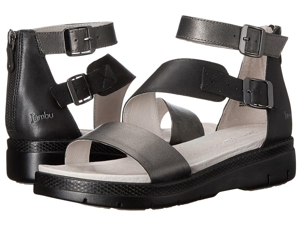 Jambu - Cape May (Gunmetal/Black) Womens Shoes