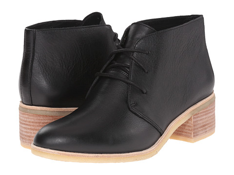 Clarks Phenia Carnaby - Black Leather