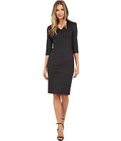 Calvin Klein - 3/4 Sleeve Sheath Dress
