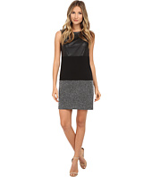 Calvin Klein - Mix Media Sheath Dress