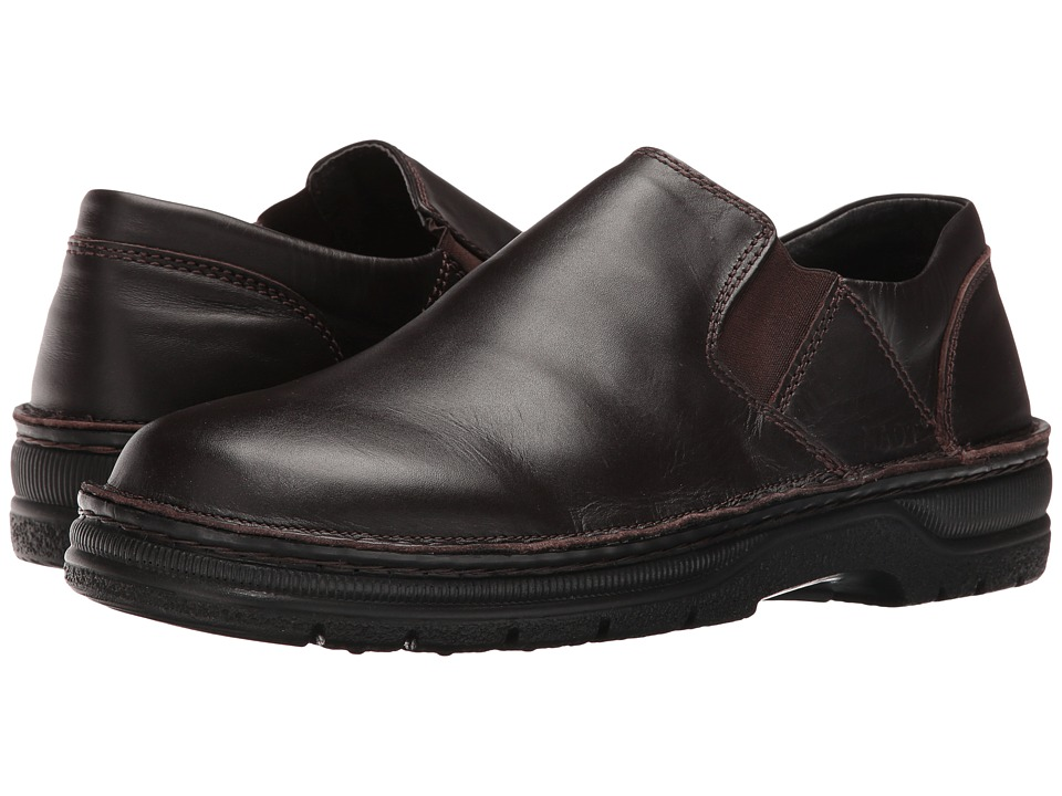 Naot Footwear Eiger (French Roast Leather) Men