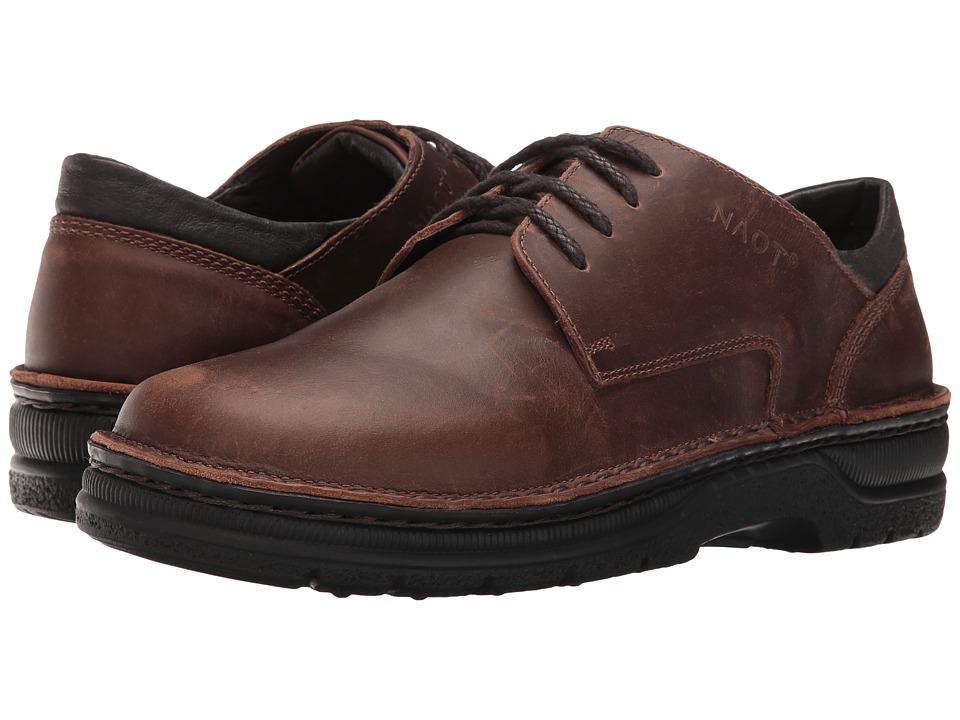 Naot Footwear - Denali (Crazy Horse Leather) Men
