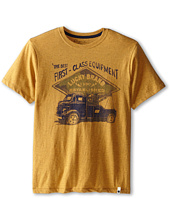 Lucky Brand Kids - Class Equipment Tee (Big Kids)