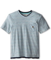 Lucky Brand Kids - Bearing Raw Edges Tee (Big Kids)