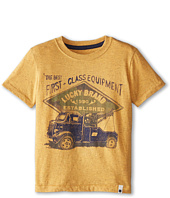 Lucky Brand Kids - Class Equipment Tee (Little Kids/Big Kids)