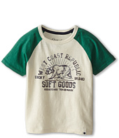 Lucky Brand Kids - Brand Republic Tee (Little Kids/Big Kids)