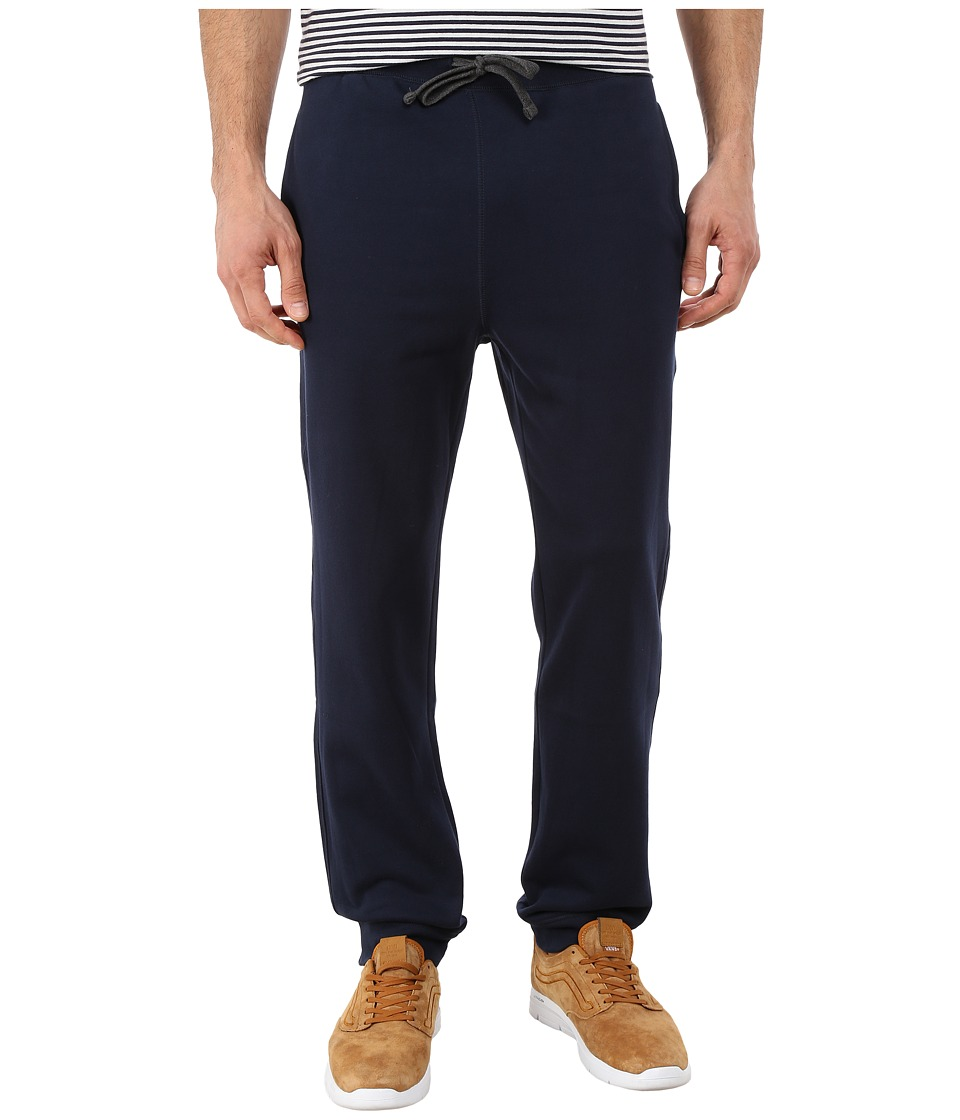 Nautica Knit Pants w/ Rib Cuff Navy Mens Casual Pants