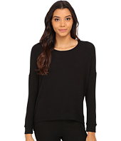 Velvet by Graham & Spencer - Stace Long Sleeve Side Zip Top