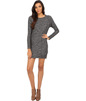 Velvet by Graham & Spencer - Sena Long Sleeve Side Zip Dress