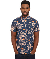 Original Penguin - Printed Short Sleeve Poplin Shirt