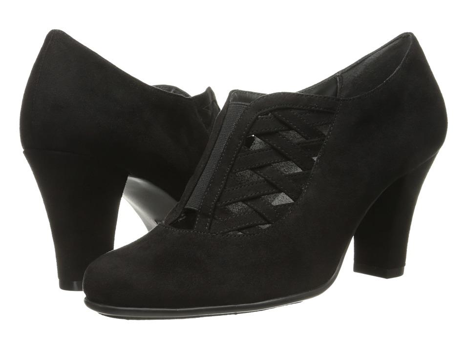 Aerosoles - Head Role Black Womens  Shoes $79.00 AT vintagedancer.com