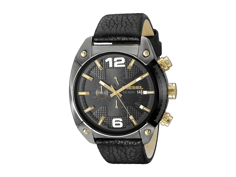 Diesel - Overflow - DZ4375 (Gold) Watches
