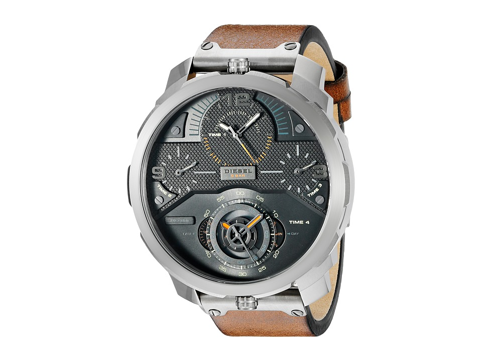Diesel Machinus DZ7359 Dark Brown Watches