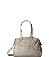 Steve Madden - Bavena Quilted Lamby/Distressed Satchel