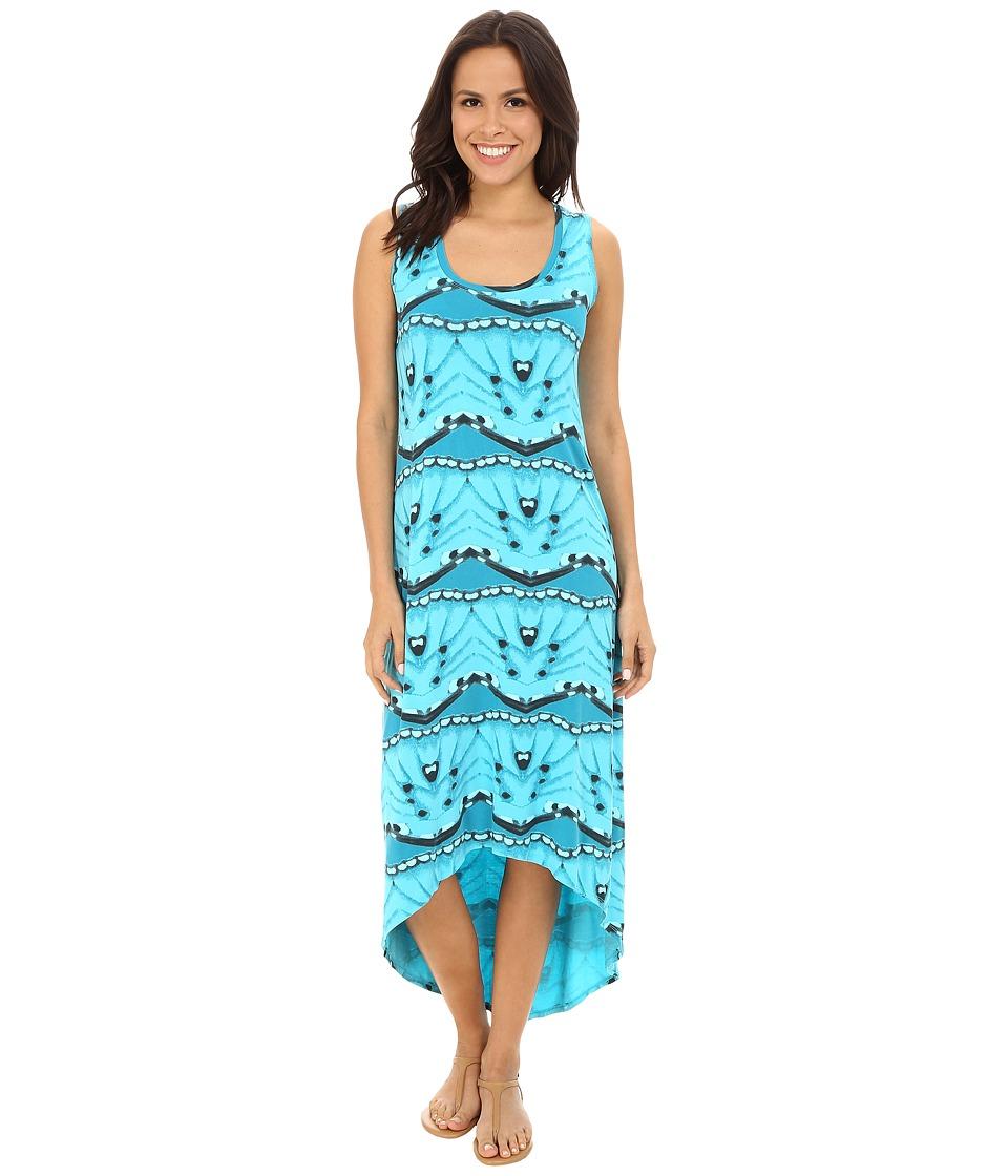Fresh Produce Flutter Hilo Staple Maxi Dress Luna Womens Dress