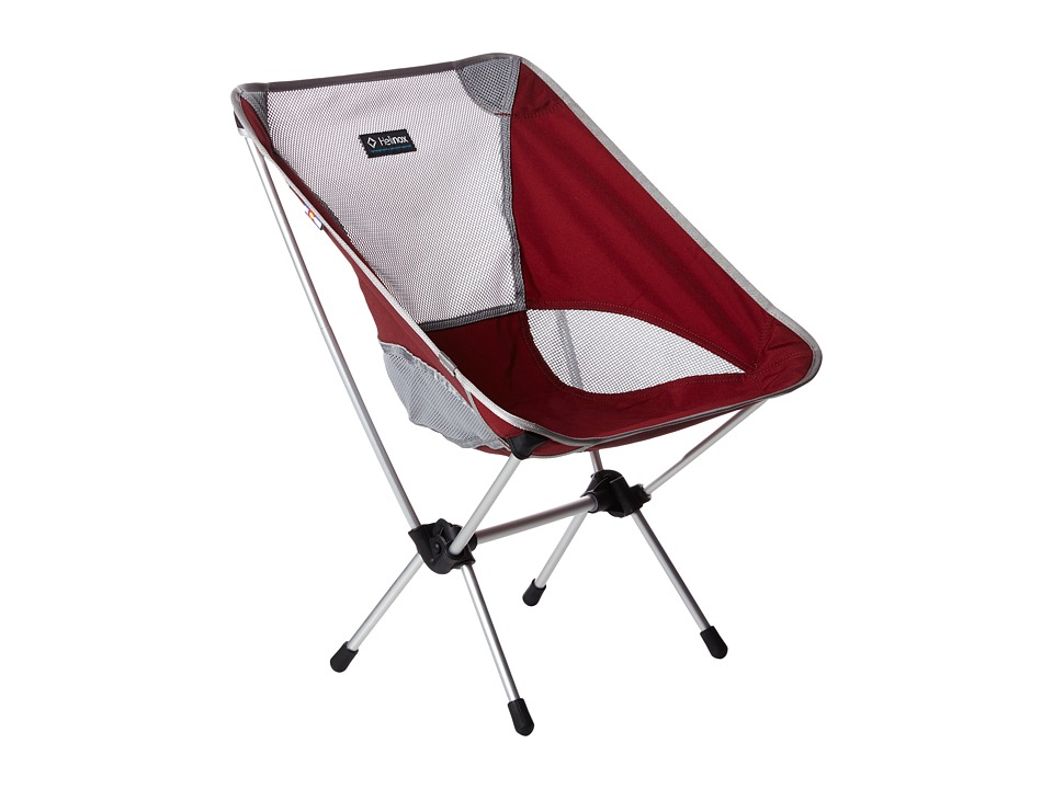 Big Agnes Chair One Rhubarb Red Outdoor Sports Equipment
