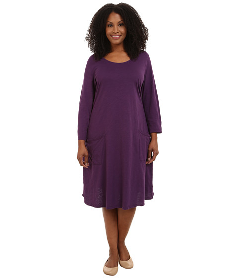 Fresh Produce - Plus Size Dalia Dress (Vineyard) Women's Dress