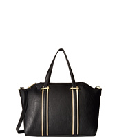 Steve Madden - Bswank Satchel with Pop Zip Tape