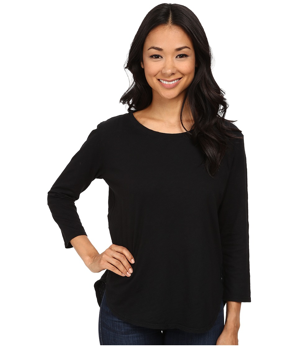 Fresh Produce Catalina Shirt Black Womens Clothing
