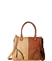 Steve Madden - Blilly 2 Color Block Satchel