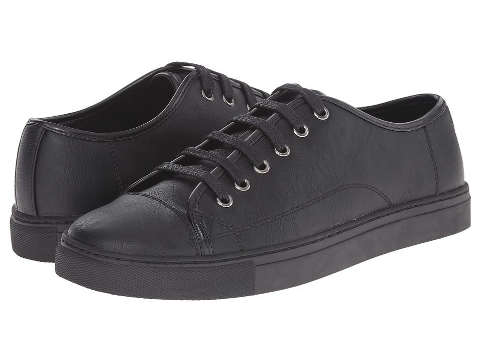 Robert Wayne Beat Black Mens Lace up casual Shoes