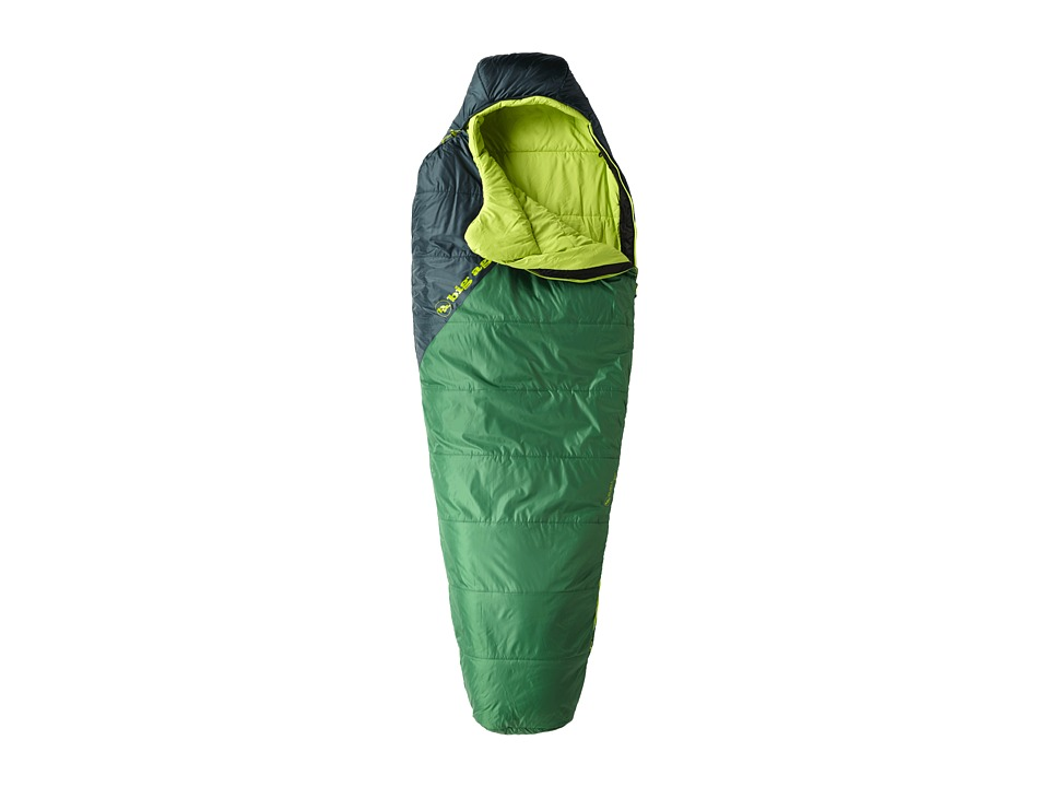 Big Agnes Buell 30 Synthetic Long Amazon/Pine Outdoor Sports Equipment