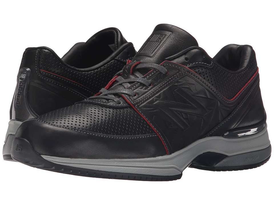 New Balance M2040 (Black/Red) Men's Running Shoes