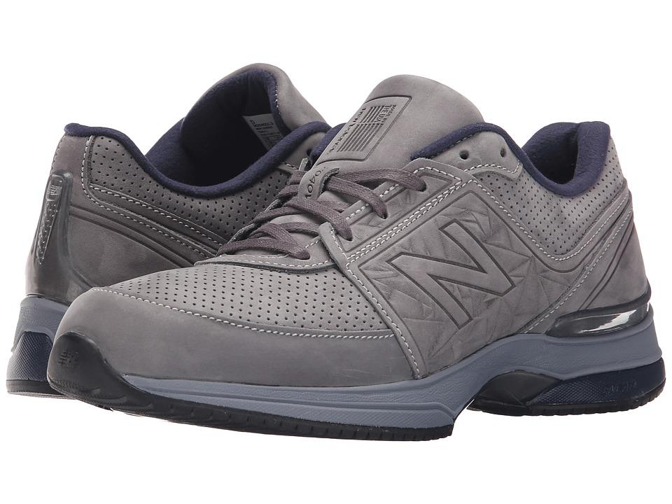 New Balance M2040 (Grey/Navy) Men's Running Shoes