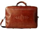 Patricia Nash Bohemian Tooled Rifredi Luggage Case (Florence)