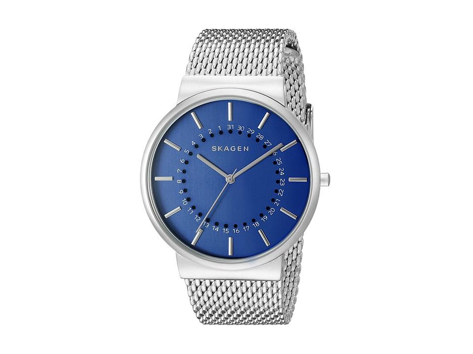 Skagen Ancher SKW6234 Stainless Steel/Blue Watches
