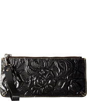 Patricia Nash - Rose Tooled St. Croce Wristlet