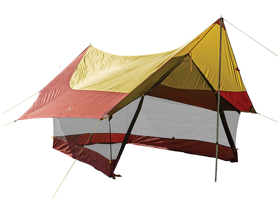 Big Agnes Deep Creek Bug House Black/Red 1 Outdoor Sports Equipment