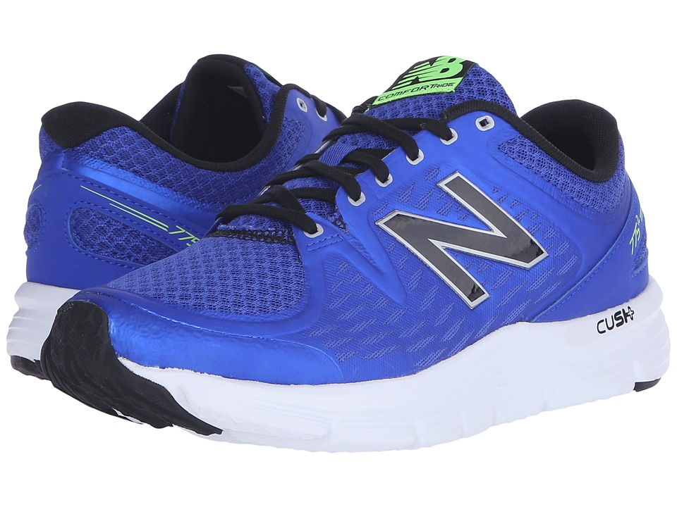 New Balance - M775v2 (Blue/Green) Men