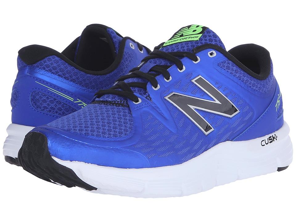 New Balance - M775v2 (Blue/Green) Mens Running Shoes