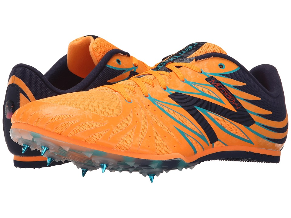 New Balance - MMD500 (Orange Pop With Black & Atlantic Blue) Men