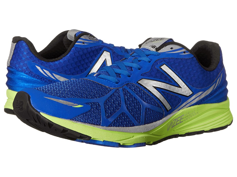 New Balance - Vazee Pace (Blue/Green) Mens Running Shoes