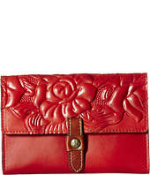 Patricia Nash - Rose Tooled Colli Wallet