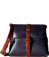 Patricia Nash - Oil Rub Frattini Strapped Satchel