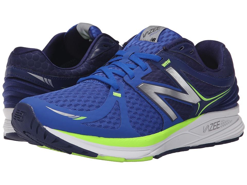New Balance - Vazee Prism (Blue/Black) Mens Running Shoes