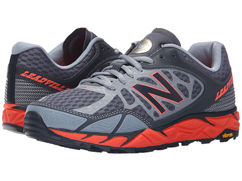 New Balance Leadville - Grey/Orange