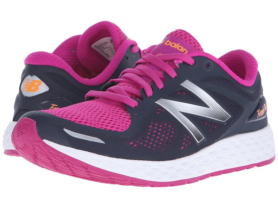 New Balance FF Zante V2 Pink/Black Womens Shoes